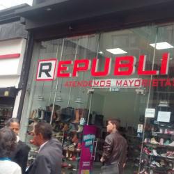 Calzado Republica Carrera 10 en Bogotá