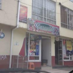 Caruyita Merka-Fruver en Bogotá