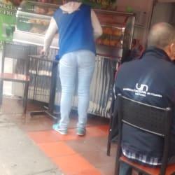 Cigarreria Y Cafeteria Nacional en Bogotá