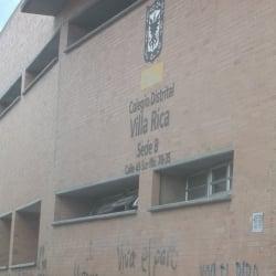 Colegio Distrital Villa Rica Sede B en Bogotá