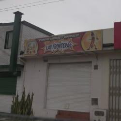 Comidas rápidas las fronteras  en Bogotá