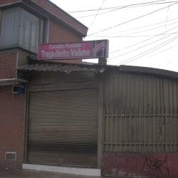 Comidas Rapidas Tragaderito Valluno en Bogotá