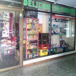 Delicias Colombianas en Bogotá