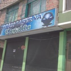 Disco Taberna Tintalito en Bogotá