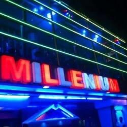 Discoteca Millenium en Bogotá