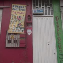Disfraces y Trajes Tipicos Las Hadas en Bogotá