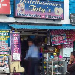 Distribuciones Taty's en Bogotá