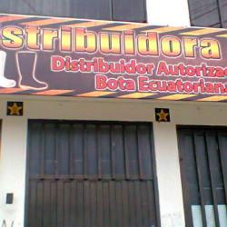 Distribuidora distribuidos ecuatoriano botas ecuatorianas en Bogotá
