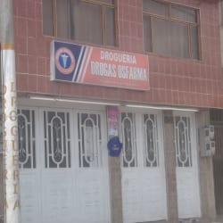 Drogueria Drogas Osfarma en Bogotá