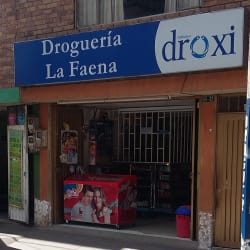 Droguería la Faena en Bogotá