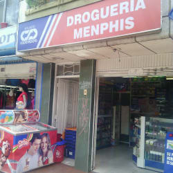Drogueria Menphis en Bogotá