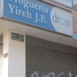 Drogueria Yireh J.E. en Bogotá