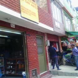 El Desvare de San Mateo en Bogotá