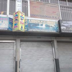 El Manantial De Las Sandalias en Bogotá