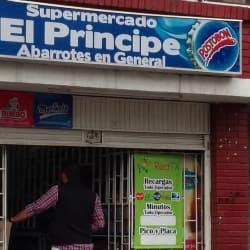 El príncipe Calle 87 en Bogotá
