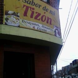 El Sabor de mi Tizon en Bogotá