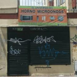 El Universo del Horno Microondas en Bogotá