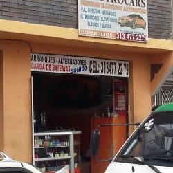 Electrocars en Bogotá
