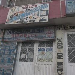 Electronica Almawell en Bogotá