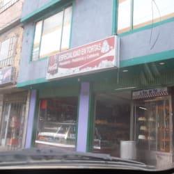 Especialidad En Tortas en Bogotá
