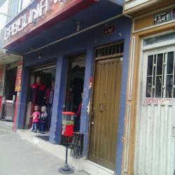 Gasolina Jeans en Bogotá