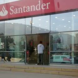 Banco Santander - San Bernardo en Santiago
