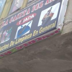 La Casita Del Aseo Tejada en Bogotá