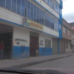 Mini Tejo Donde Pascual en Bogotá