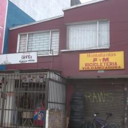 Montallantas F y M en Bogotá