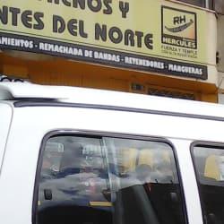 Muebles Frenos y Lubricantes Del Norte en Bogotá