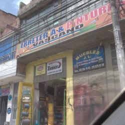 Muebles J. L. en Bogotá