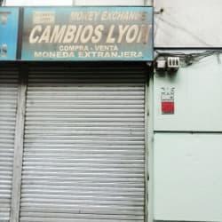 Casa de Cambios Lyon en Santiago
