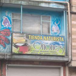 Oriones  en Bogotá