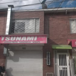 Tsunami en Bogotá