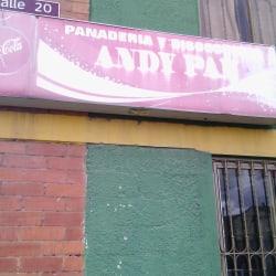 Panaderia y Biscocheria Andy Pan en Bogotá