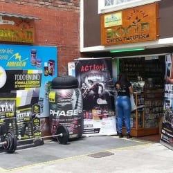 Tienda Naturista Natural Biokyn en Bogotá