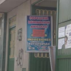 Papeleria Calle 42F  en Bogotá