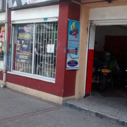 Taller de Motos Calle 26 Sur en Bogotá