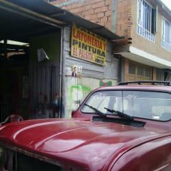 Taller Latoneria y Pintura El Paisita en Bogotá