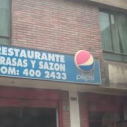 Restaurante Brasas y Sazon en Bogotá