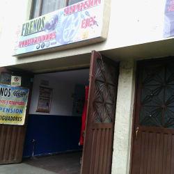 Solo Frenos Y Ejes en Bogotá