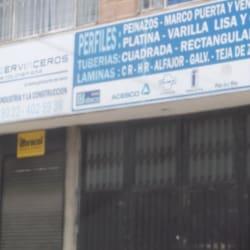 Servi Aceros en Bogotá
