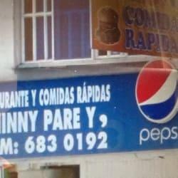 Pizzeria Y Comidas Rápidas Whiny en Bogotá