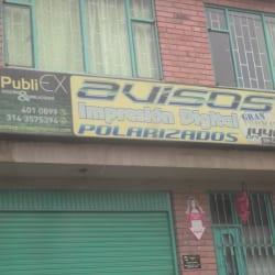 Publiex Diseño & Publicidad en Bogotá