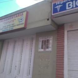 Salsamentaria Totote en Bogotá