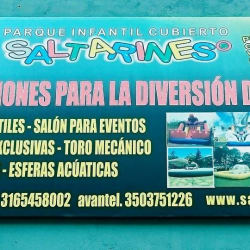 Saltarines J&R en Bogotá