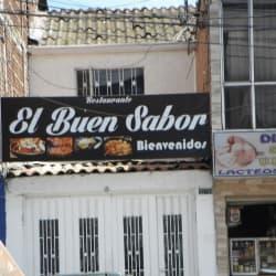 Restaurante El buen sabor en Bogotá