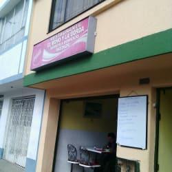 restaurante el mono y la gorda en Bogotá