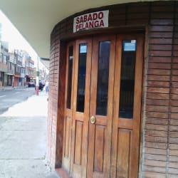 Sabado Pelanga en Bogotá