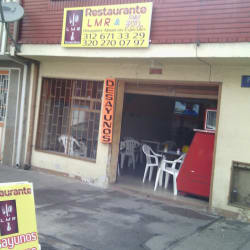 Restaurante LMR & Donde Beto en Bogotá